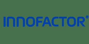 Innofactor color logo | Projectum partner