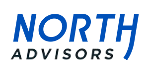 North advisors color logo | Projectum partner