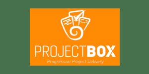 Project Box color logo | Projectum partner