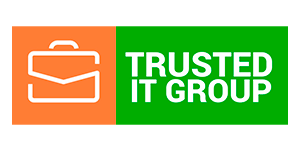 Trusted IT group color logo | Projectum partner