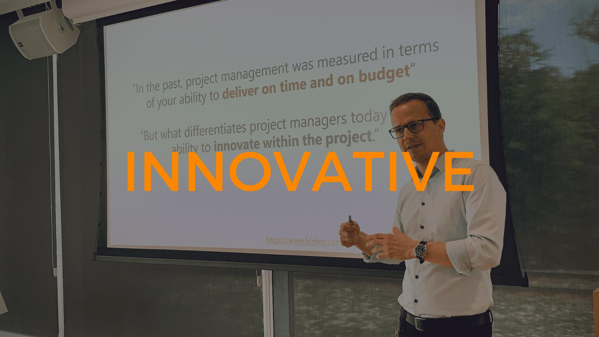 Projectum value innovative