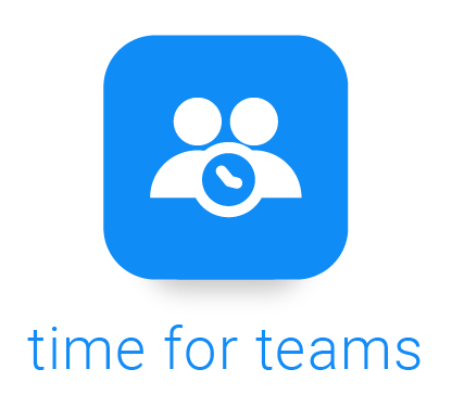 time for teams logo