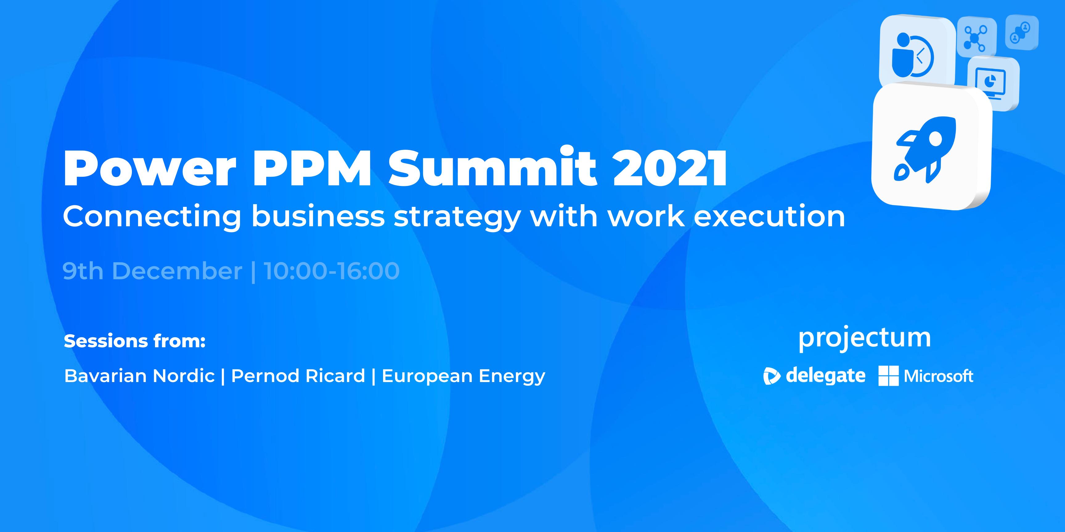 Power PPM summit 21